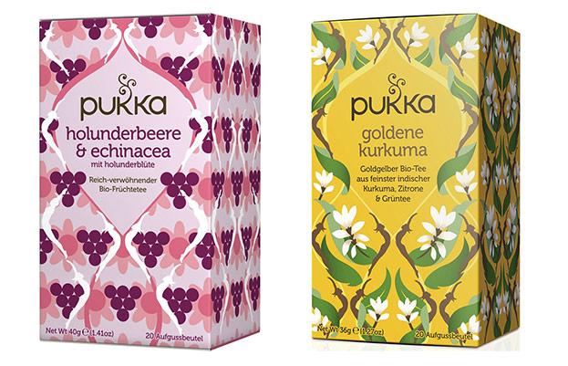 Fruchtige Abwehrhelfer aus der Natur zu gewinnen-©Pukka Herbs Ltd.