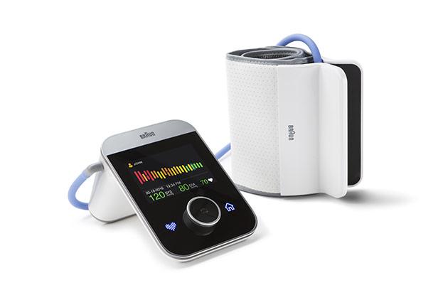 Oberarm-Blutdruckmessgerät: Braun – ActivScan 9