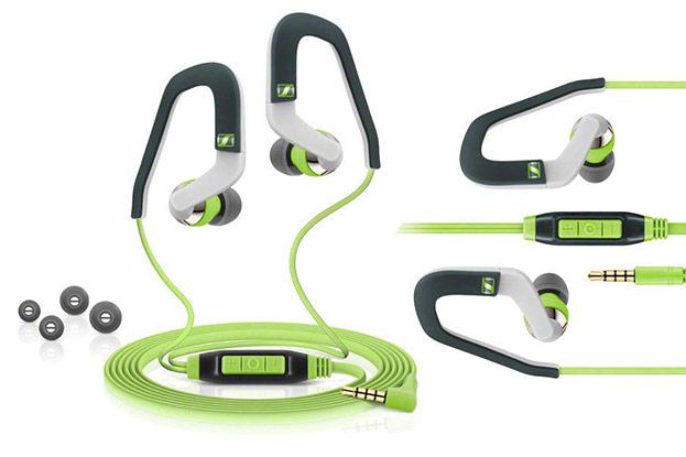 Sport-Kopfhörer OCX 686 SPORTS mit Mikrofon