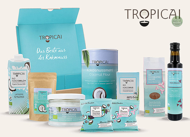 Tropicai Rundumglücklich-Kokospaket-©Coconut Business GmbH