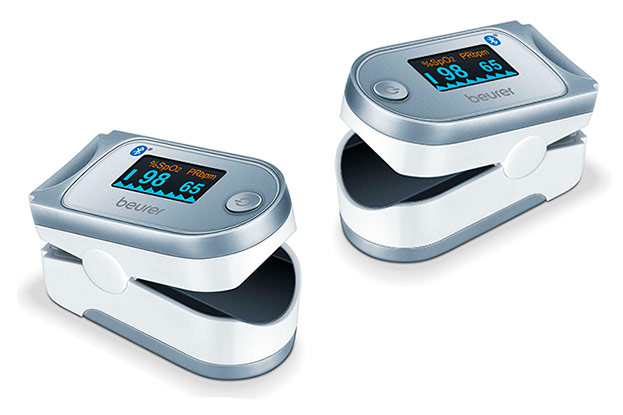 Beurer Pulsoximeter - PO 60 Bluetooth-©beurer