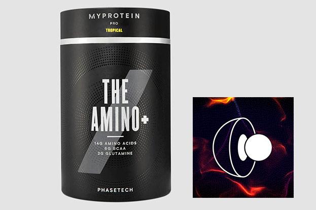 THE Amino+ von MYPROTEIN-MYPROTEIN
