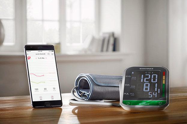 Blutdruckmessgerät Systo Monitor Connect 400-©Soehnle