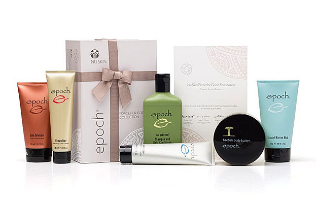 NU SKIN Epoch® Force For Good Collection-NU SKIN