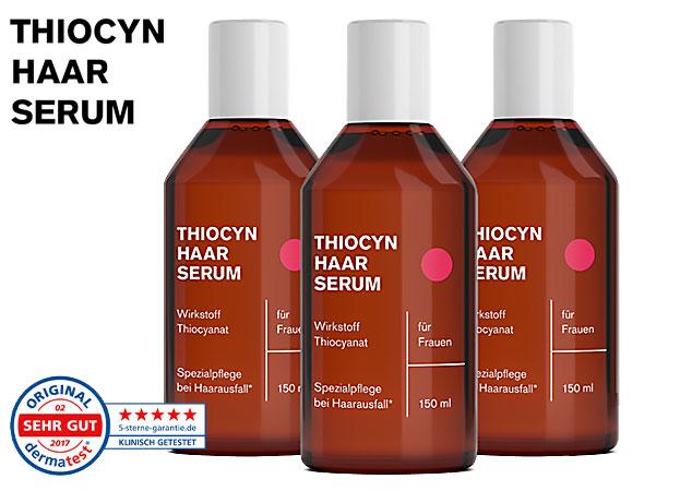 Thiocyn Haarserum für Frauen-©Thiocyn GmbH