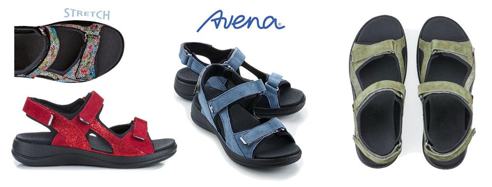 Hallux-Trekking-Sandale von Avena-Avena