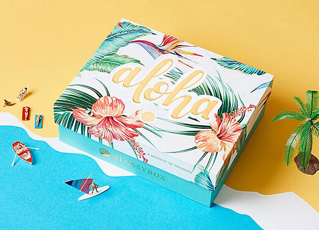 Glossybox Aloha-Edition-Beauty Trend GmbH