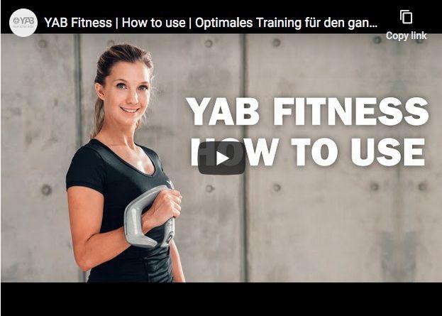 YAB 3-in-1 Hantelsystem-©YAB Fitness GmbH