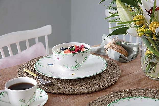 Frühstücksset von Villeroy & Boch-©Villeroy & Boch