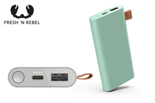 Powerbank 6000 mAh-©Fresh'n Rebel