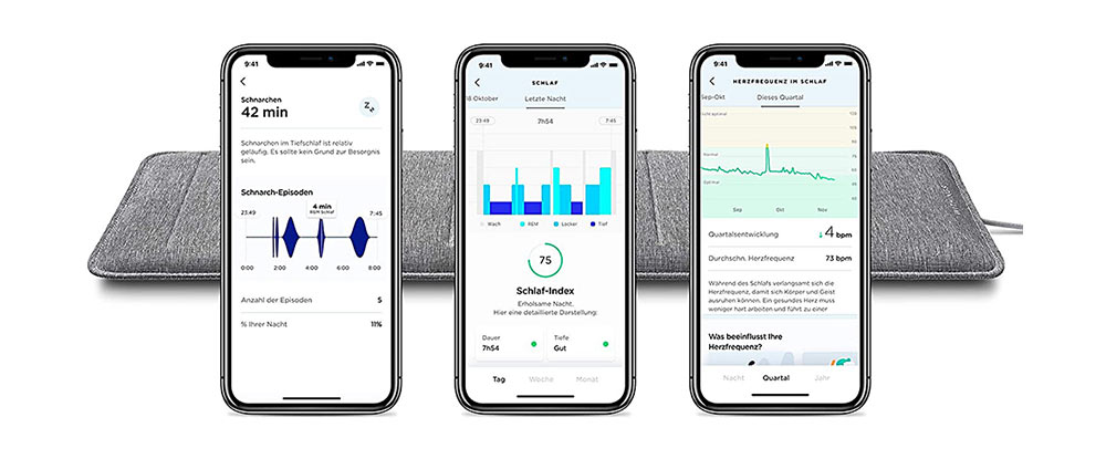 Sleep Analyzer von Withings-©Withings