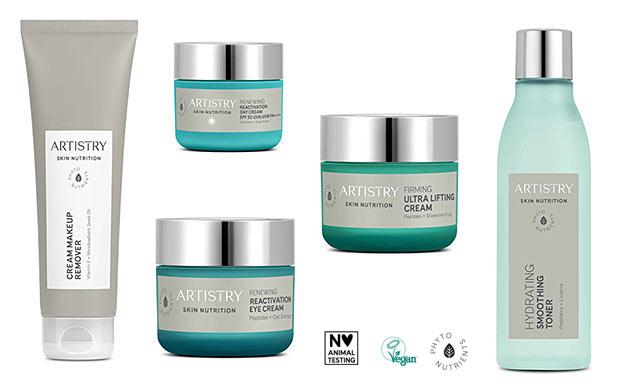 Artistri Skin Nutrition Beauty-Set-©Amway