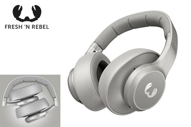 Clam Over-ear Kopfhörer-©Fresh'n Rebel
