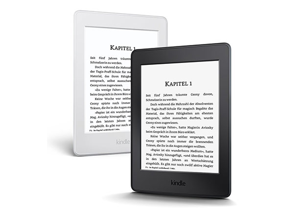 Kindle Paperwhite eReader, 15 cm (6 Zoll)-©Amazon