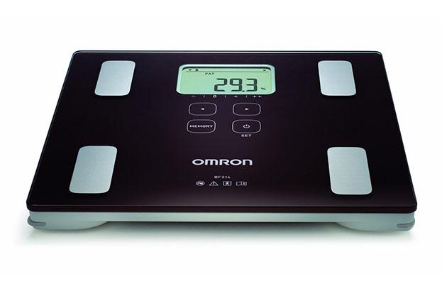 Omron BF214 Körperanalyse Monitor-©omron