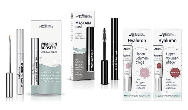 Booster-Set für Wimpern und Lippen