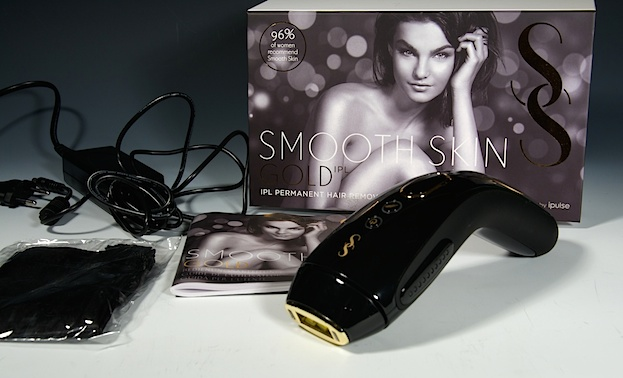 SmoothSkin Gold - Permanente Haarentfernung-©CyDen Limited
