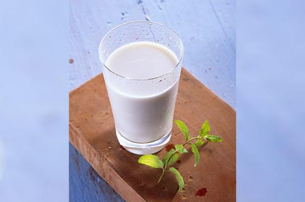 Besser als Wasser: Milch!