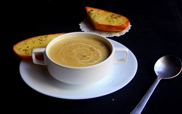 Immer köstlich - die Suppe!