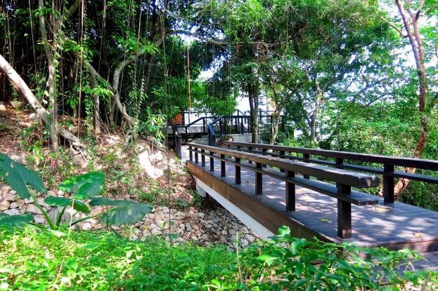 Fauna im Banyan Tree Hotels & Resorts