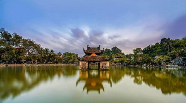 Tempel in Vietnam