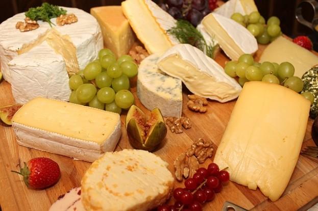 Käse lieber frisch geniessen!