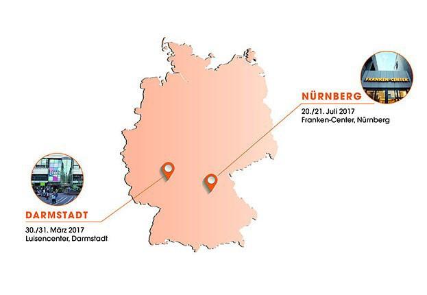 Termine in Deutschland