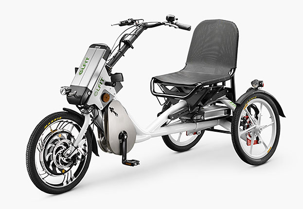 Elfit Akku-Hybrid-Trike