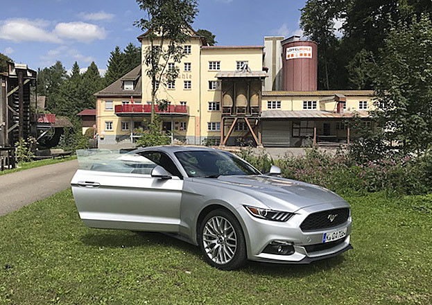 Mustang EcoBoost 2,3 l