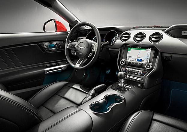 Innenausstattung Ford Mustang