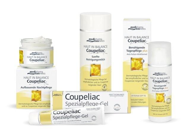 Haut in Balance Spezialpflege bei Couperose