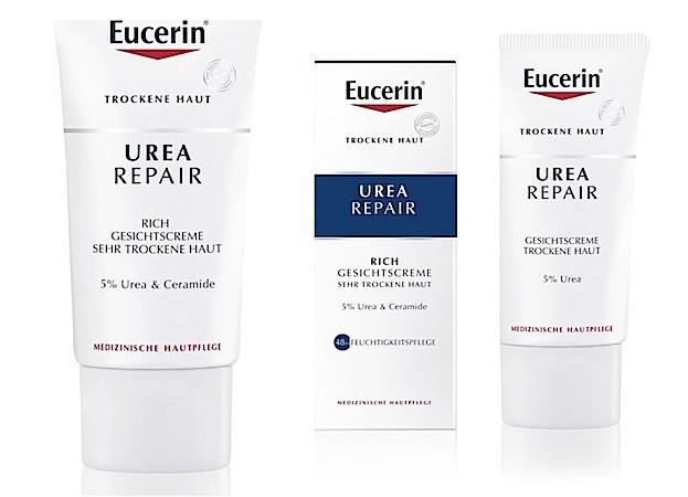 UREA REPAIR Gesichtspflege mit 5% Urea