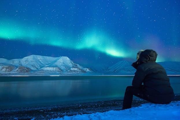 Unvergesslich: Das Polarlicht