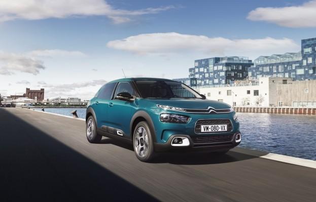 Citroën C4 Cactus: Die Kompaktlimousine mit höchstem Komfort und einzigartigem Charakterª