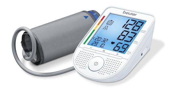 Beurer BM49 - das sprechende Blutdruckmessgerät