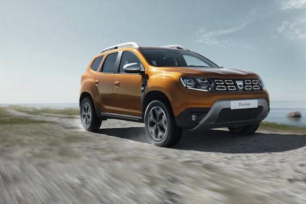 Der neue Dacia Duster