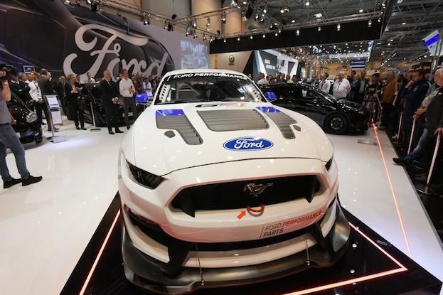 Der Mustang GT in Rennausführung