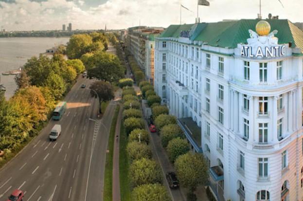 Atlantic Hotel in Hamburg