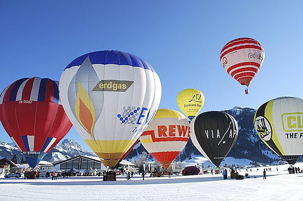 Ballonwoche im Thannheimer Tag