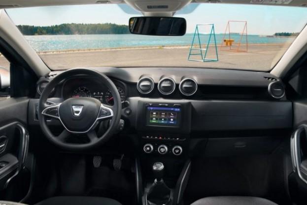 Im neuen Dacia Duster gibt es viel zu entdecken