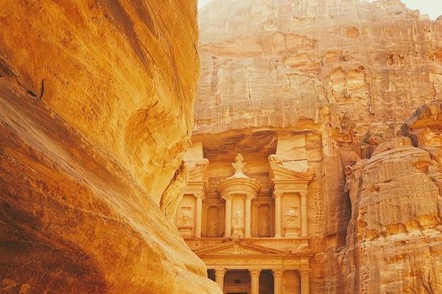 Petra - muss man gesehen haben!