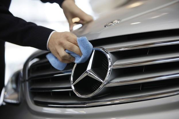 Mercedes-Benz mit Absatzrekorden
