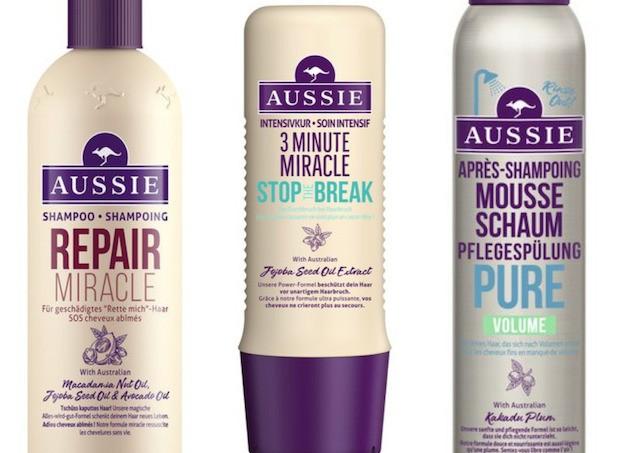 Aussie - Haarpflege