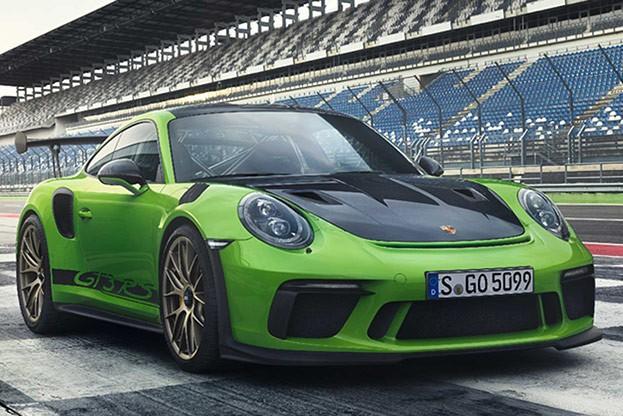 Der neue 911 GT3 RS