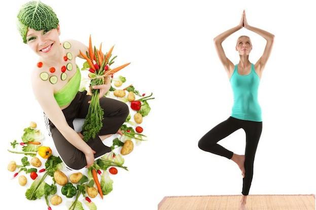Gesunde Ernährung und Sport sind Frauen wichtig!