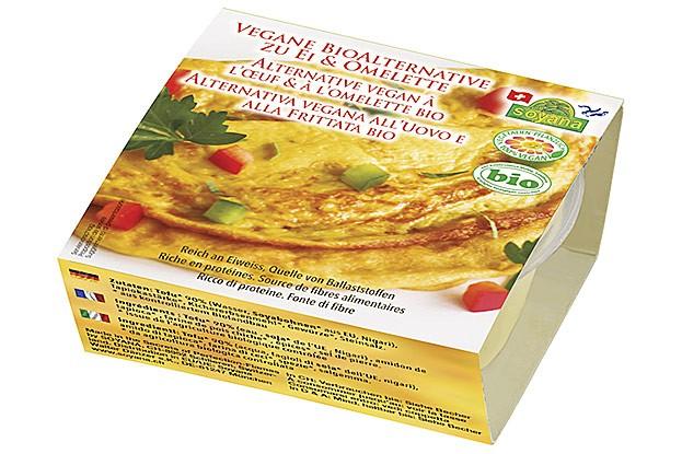 Vegane Alternative zum Ei