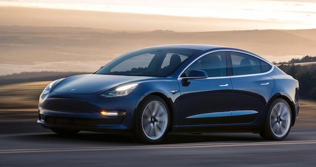 Model 3 - noch nicht lieferbar