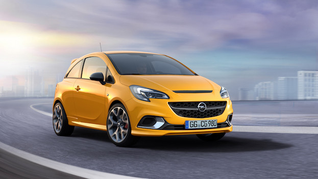 Der neue Opel Corsa GSi verspricht puren Fahrspaß