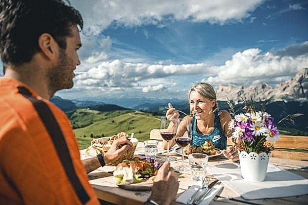 Kulinarische Genussmomente am Berg