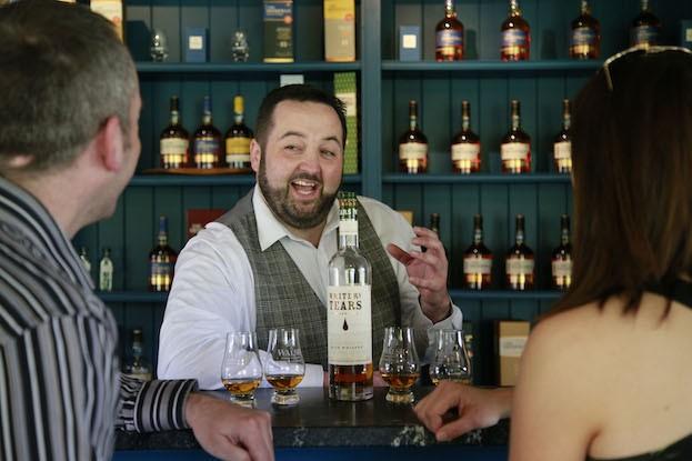 Whiskey ist der boomende Premium-Spirit in Irland